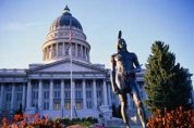 Utah State Capitol Building in Salt Lake